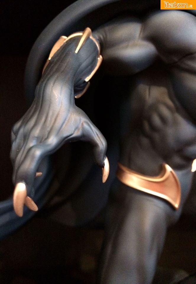 Marvel Comics Black Panther Fine Art Statue - Kotobukiya - Recensione Bossborot - Foto 31