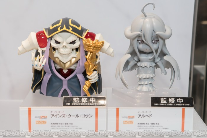 Nendoroid Albedo - Overlord GSC pic 02