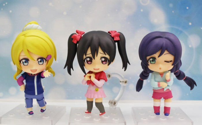 Nendoroid Love Live Training Outfit gallery 03