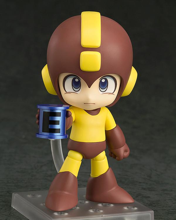 Nendoroid Mega Man Metal Blade GSC pics 05