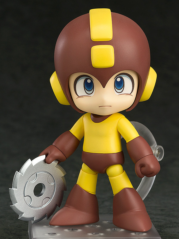 Nendoroid Mega Man Metal Blade GSC pre 01