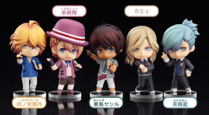 Nendoroid Petit: Uta no Prince-sama Maji Love Revolutions – 2nd Stage in uscita a Luglio