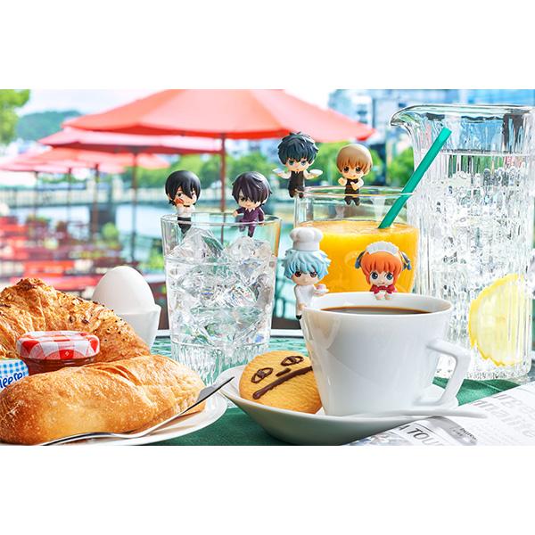 Ochatomo Series Gintama Yorozuya Cafe13