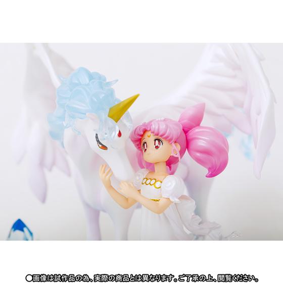 Pegasus e Princess Usagi Small Lady Serenity5
