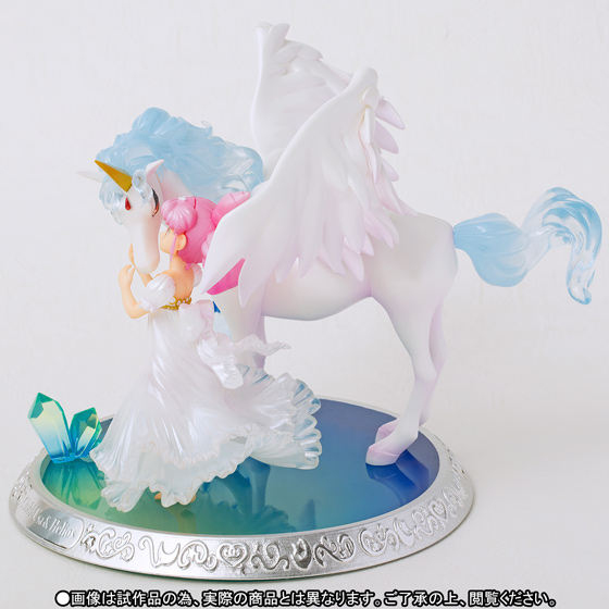 Pegasus e Princess Usagi Small Lady Serenity7