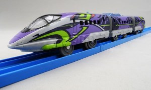 Takara Tomy Plarail Advance Series 500 Type Eva pics 06