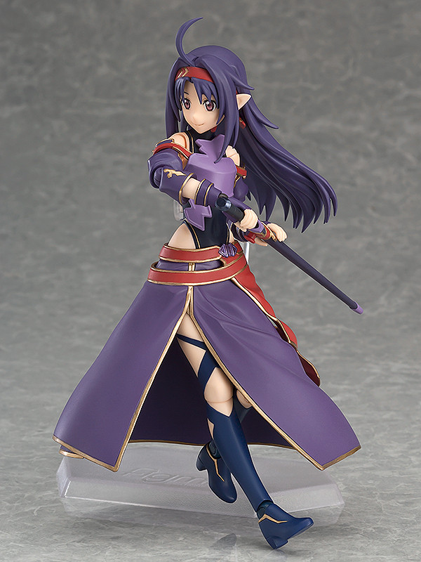 figma Yuuki Sword Art Online Max Factory pre 02