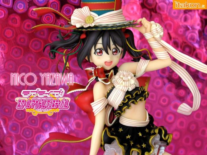 000 Nico Yazawa Love Live! ALTER recensione