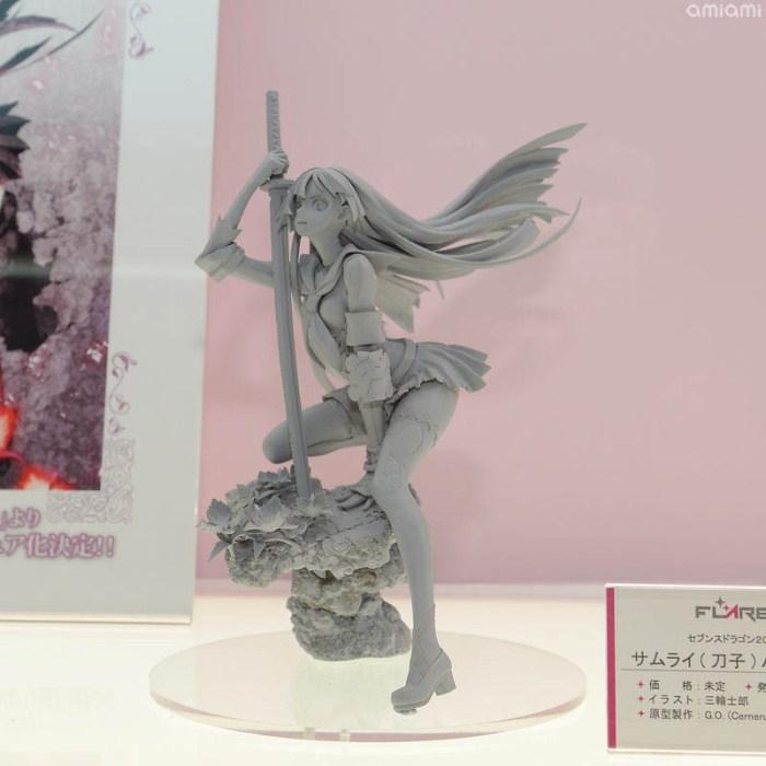 7th Dragon 2020-II - Samurai