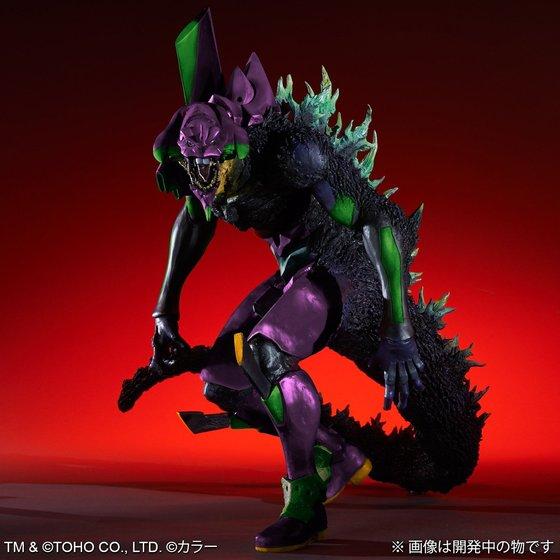 EVA Godzilla XPLUS TOHO pre 02