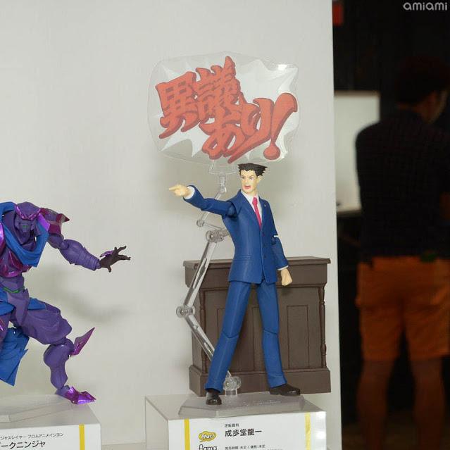 Ryuichi da Ace Attorney (Phat)