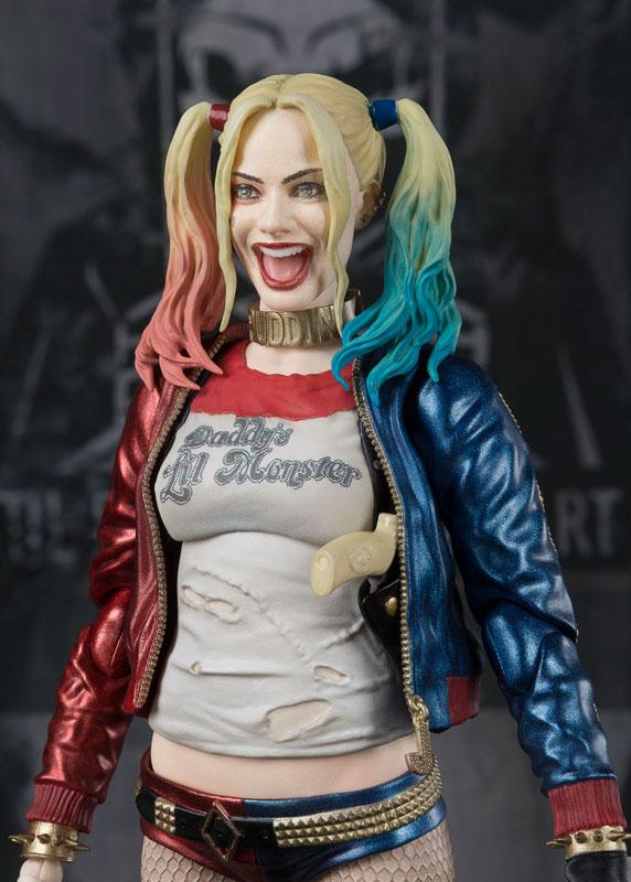 Harley Quinn SH Figuarts Bandai pre 07
