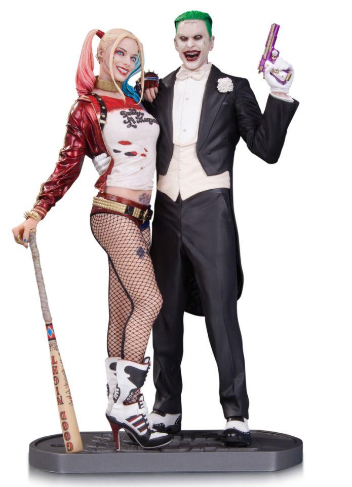 Harley-Quinn-and-Joker-Statue