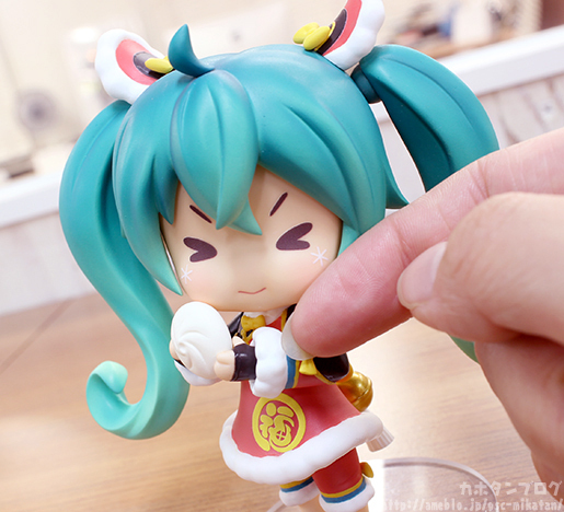 Nendoroid Miku Hatsune Lion Dance GSC preview 10