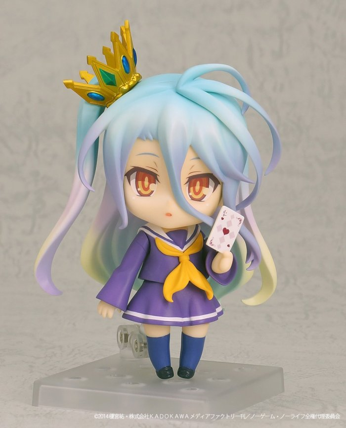 Nendoroid Shiro No Game No Life pic 01