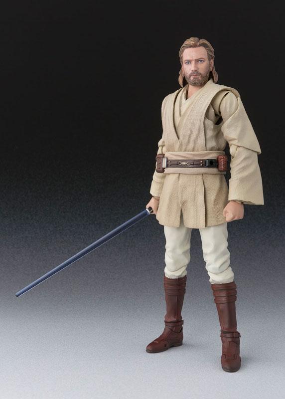 Obi-Wan Kenobi SH Figuarts Star Wars Bandai pre 02