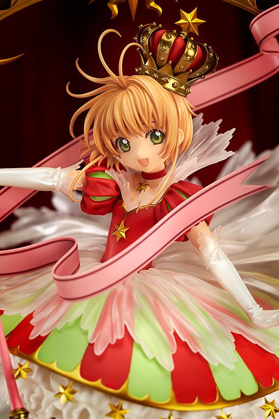Sakura Kinomoto Stars Bless You GSC preorder 11