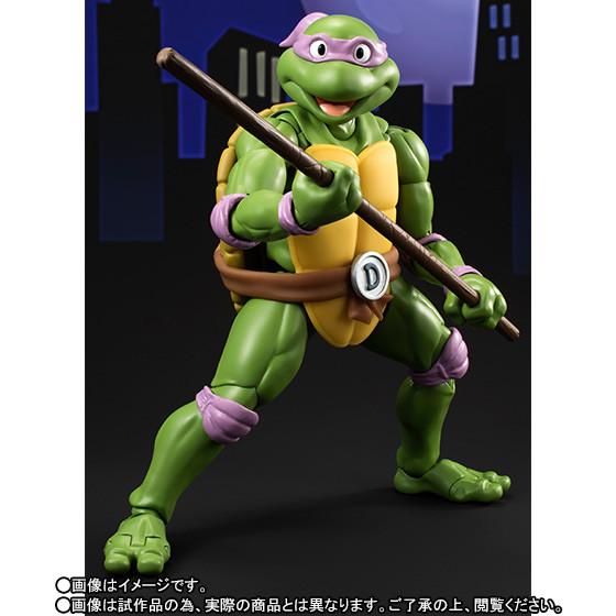 Donatello SH Figuarts da ''Teenage Mutant Ninja Turtles''