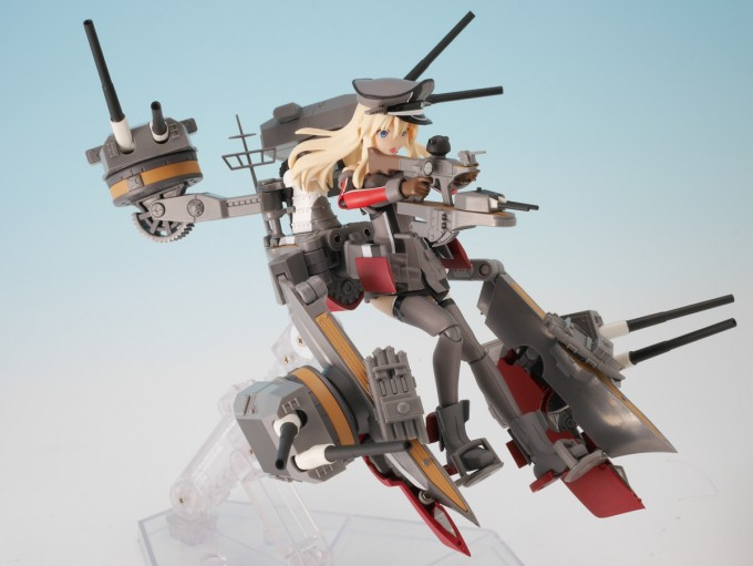 Bismarck AGP Bandai KanColle Gallery 03