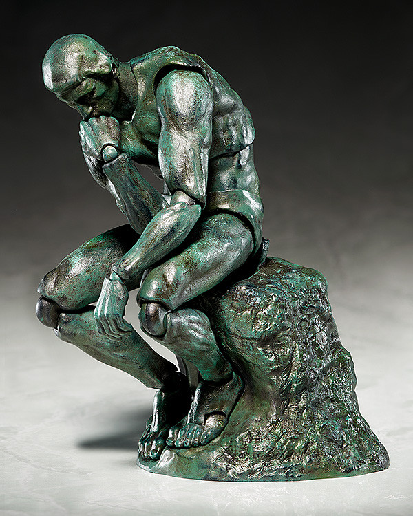 figma The Thinker da ''The Table Museum'' (ristampa)