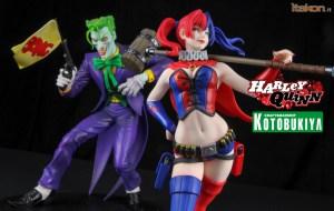 Kotobukiya: Harley Quinn New 52 Bishoujo Recensione