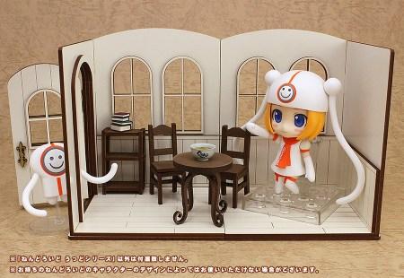 Nendoroid More Wood Series 01