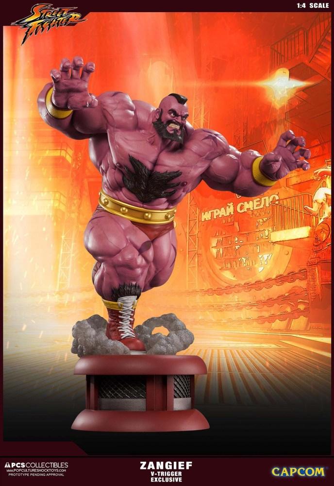 Zangief Street Fighter PCS 1 08