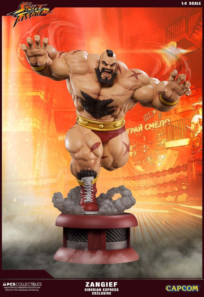 Zangief Street Fighter PCS 3 01