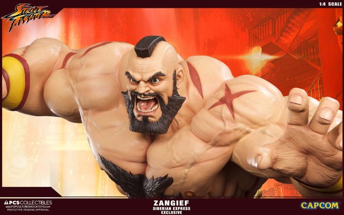 Zangief Street Fighter PCS 3 09