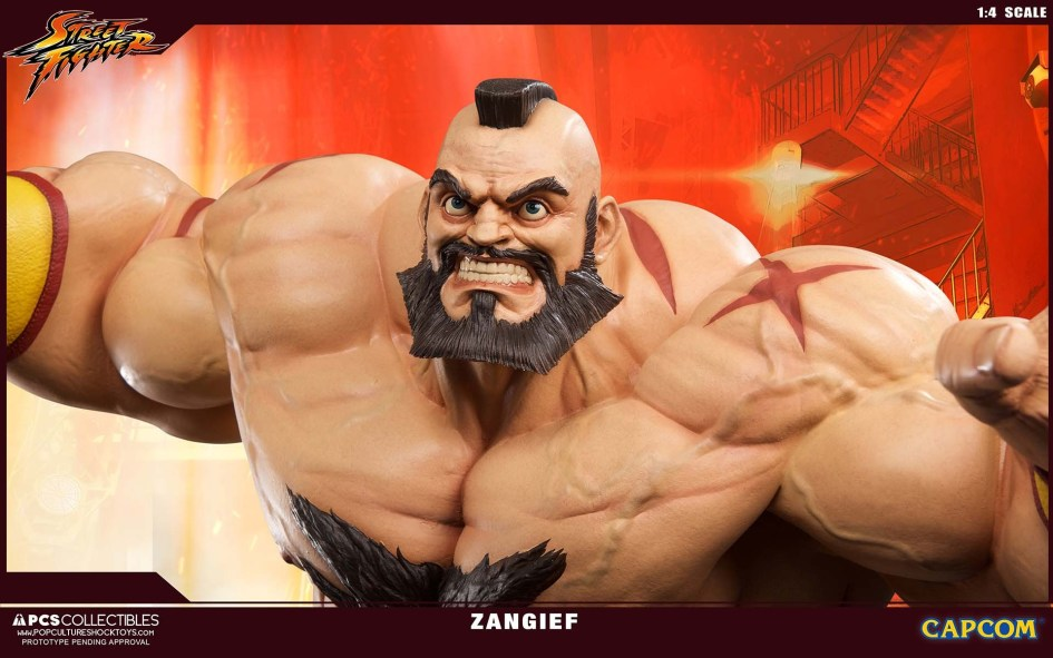 Zangief Street Fighter PCS 3 14