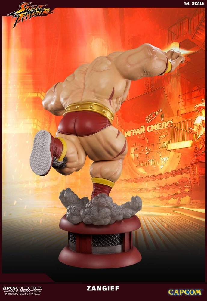 Zangief Street Fighter PCS 3 18