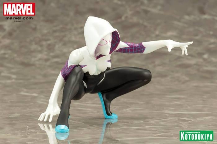 [Kotobukiya] ArtFX+   Marvel Comics - Ultimate Spider-Gwen 14249951_1443107529038972_7709897781896337132_o