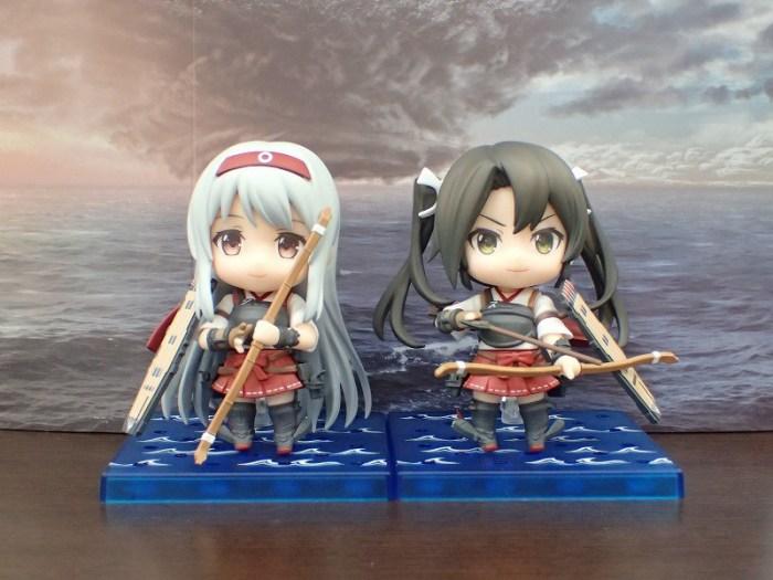 Nendoroid KanColle Shoukaku Zuikaku gallery 01