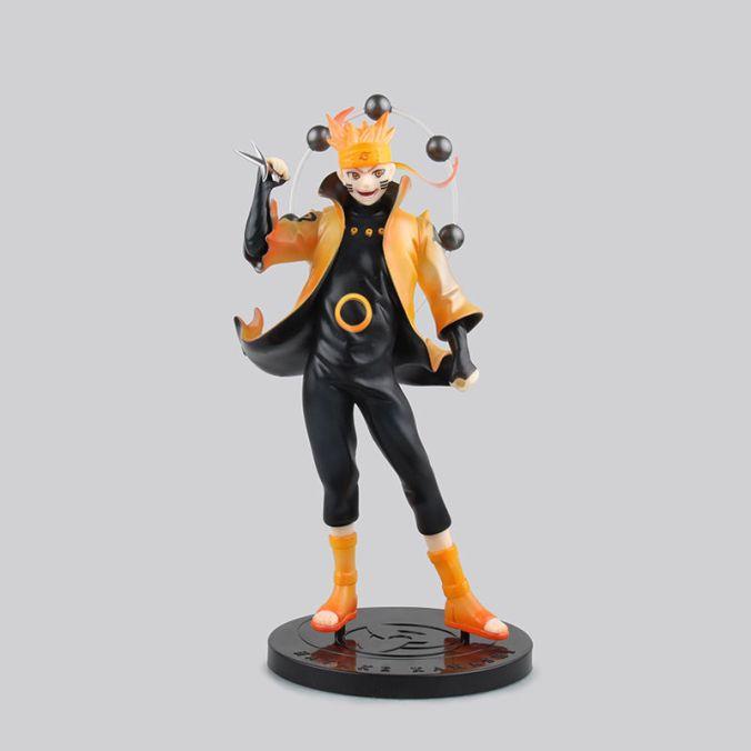 Uzumaki Naruto Rikudou Sennin Mode - MegaHouse - Rubrica AntiBootleg - Foto 07