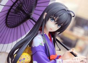 Yukino Yukinoshita Kimono Ver - My Teen Romantic Comedy SNAFU! 03
