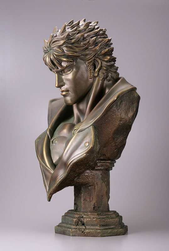 hokuto-no-ken-kenshiro-bust-bronze-style-ver-kaiyodo-itakon-it-008