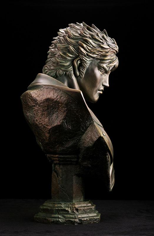hokuto-no-ken-kenshiro-bust-bronze-style-ver-kaiyodo-itakon-it-014