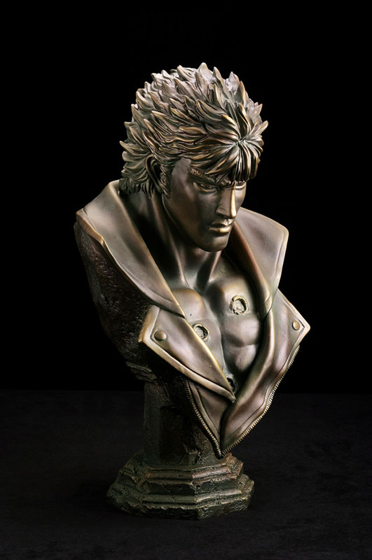 hokuto-no-ken-kenshiro-bust-bronze-style-ver-kaiyodo-itakon-it-016