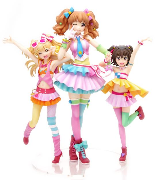 iDOLMASTER Cinderella Girls WAVE 01