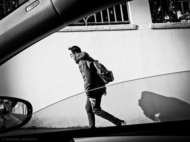 foto iphone cellulare carwindow street photography