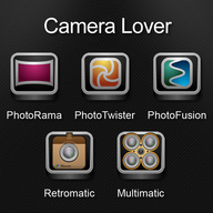 fotografia symbian con camera lover pack