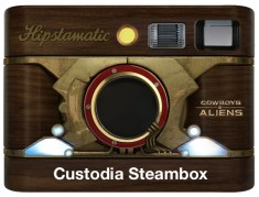 Custodia Steambox