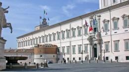 Roma palazzo del Quirinale