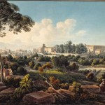 Esquiline Hill in Rome
