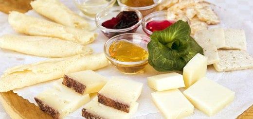 mix cheese tasting