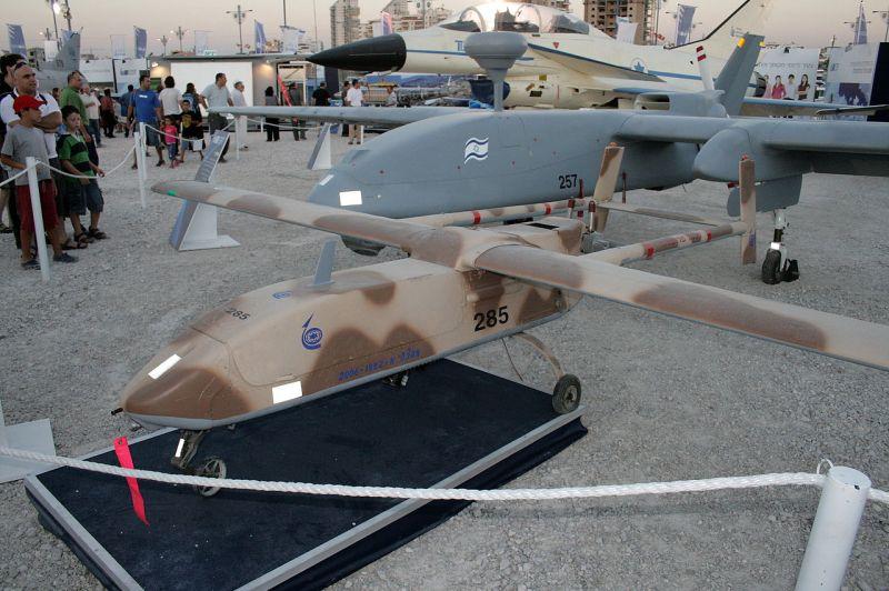 Scout – БПЛА, победивший МиГ-21