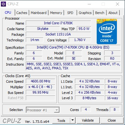 GIGABYTE_GA_Z170X-Gaming-3_CPU-Z_4600