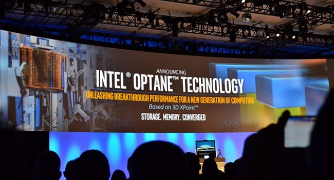 Внедрение технологии Intel Optane сулит существенные улучшения характеристик SSD