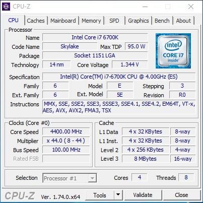 GIGABYTE_GA-Z170-D3H_CPU-Z_4400_OC