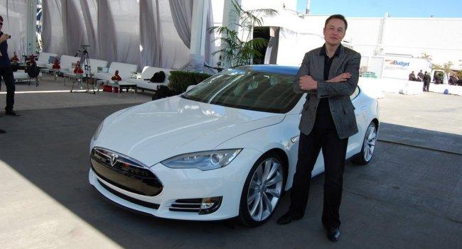 Tesla Musk 2015